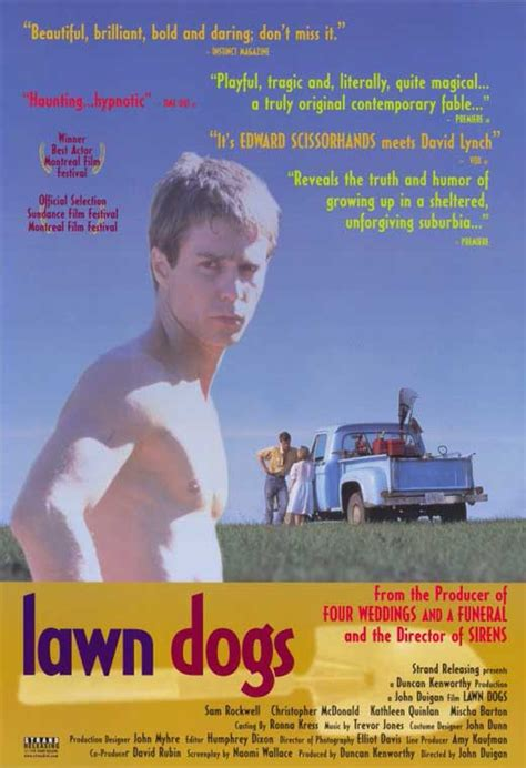 lawn dogs lawn dogs posters from poster shop