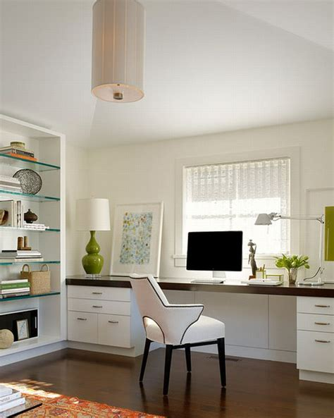 white home office 24 minimalist home office design ideas for a trendy