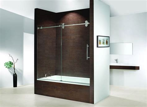 shower doors over bathtub 78 best images about small bathroom ideas on pinterest