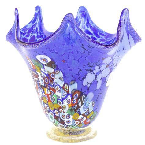 murano millefiori vase murano glass vases murano millefiori glass