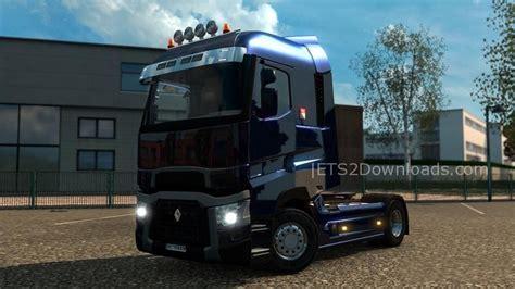 renault truck premium renault premium t range ets 2 mods ets2downloads