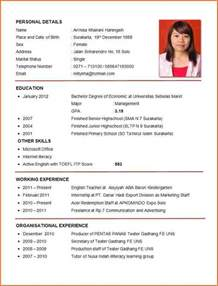 A Professional Curriculum Vitae by Engineer Cv Sample Curriculum Vitae Builder Professional