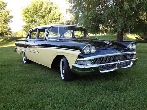 1958 ford coupe 1958 ford custom coupe