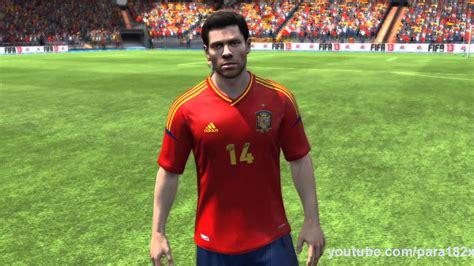 Fifa Mba Internship by Fifa 13 Espa 241 A Player Faces