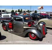 Badass Truck  Rat Rods And Old School Rides Pinterest
