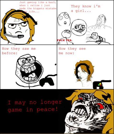 Rage Girl Meme - funny memes girl gamer rage funny pinterest funny