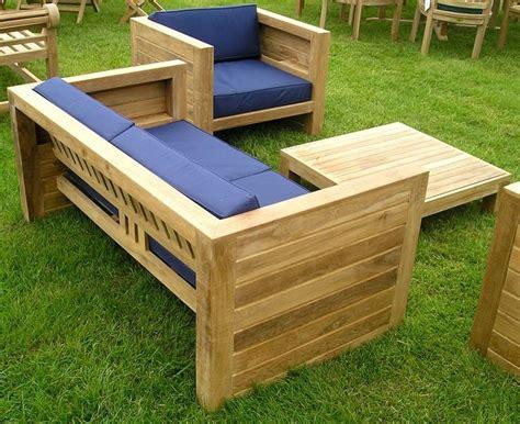 25  Best Ideas about Teak Garden Furniture on Pinterest