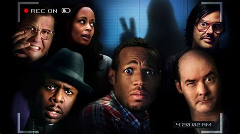 movie about haunted house movie review marlon wayans strikes comedic gold in a haunted house dallas south news
