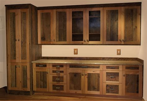 barn board kitchen cabinets buy or sell barnwood furniture here beautiful rustic