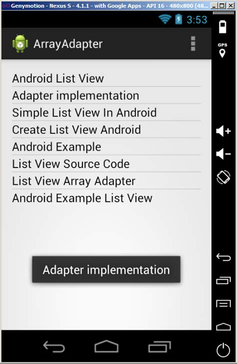simple xml tutorial android android tutorial simple adapter hashmap