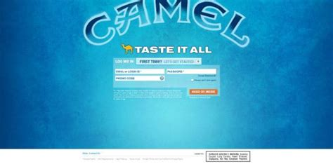 Camel Sweepstakes - camel taste it all project sweepstakes need 250 000 cash this might be your chance