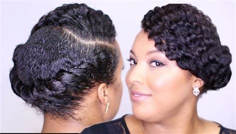 Easy Hairstyles For Black Hair by Easy Protective Hairstyles For Black Hair