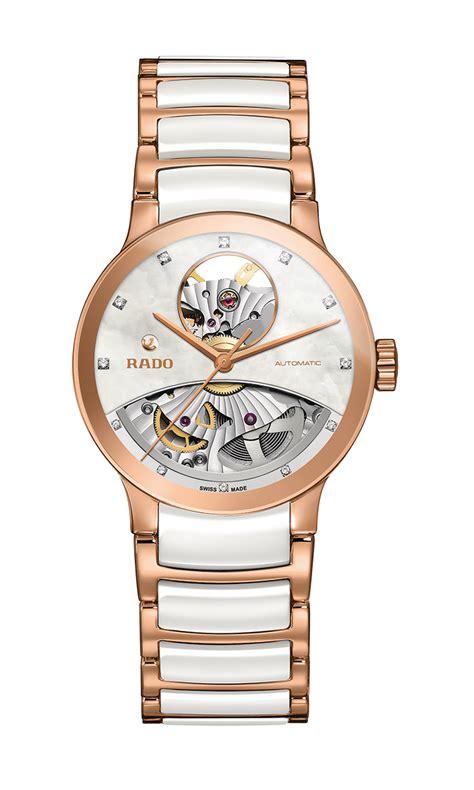 Centrix Automatic Diamonds Open Heart R30248902   RADO Watches