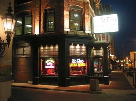 st elmo steak house indianapolis in st elmo steak house 1933 lounge indianapolis marion county indiana
