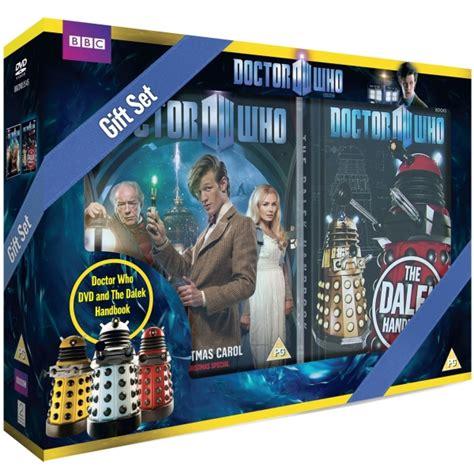 doctor who gift set 2011 a christmas carol dvd zavvi com