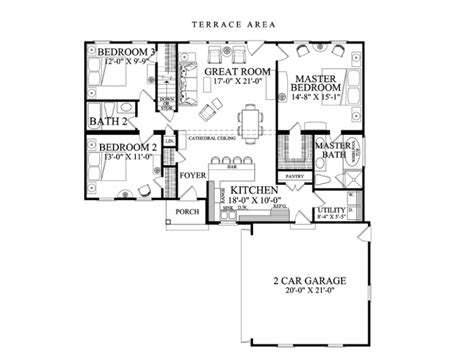south african 3 bedroom house plans 3 bedroom house plans in south africa