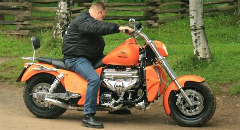 Boss Hoss Motorrad Modelle by Opelparty