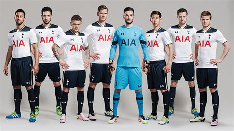 libro official tottenham hotspur 2016 tottenham hotspur launch 2016 17 home kit