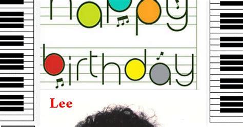 free download mp3 happy birthday david lee kids from fame media happy birthday lee curreri