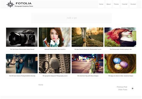fotolia photography blogger template blogspot templates 2018