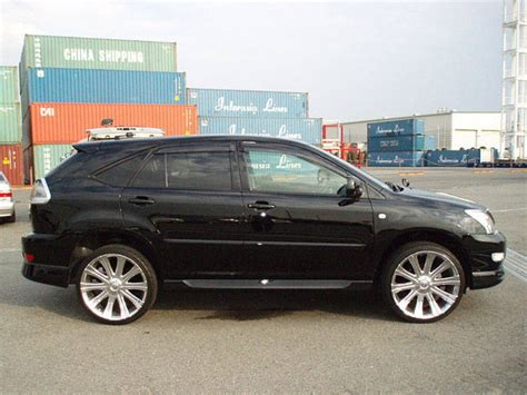 toyota harrier 2005 2005 toyota harrier pictures 2400cc gasoline ff