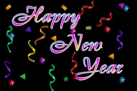 happy new year animation pictures best happy new year gifs 9to5animations