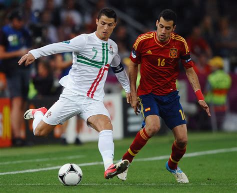 film semi portugal cristiano ronaldo in portugal v spain uefa euro 2012