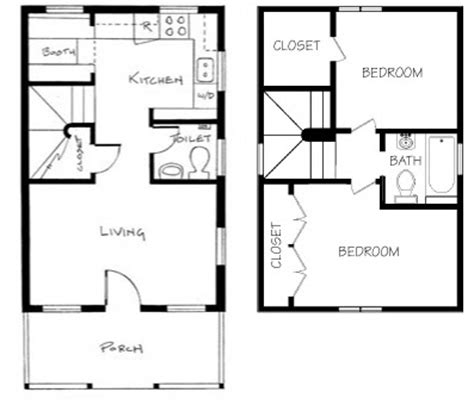 tiny house floor plans small residential unit 3d floor tiny house floor plans small residential unit 3d floor