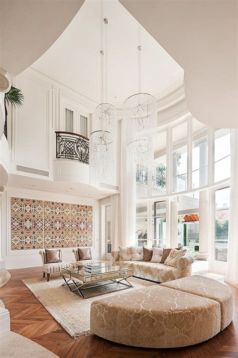 High Ceiling Living Room Chandelier Suspension Chandelier Home Design Ideas