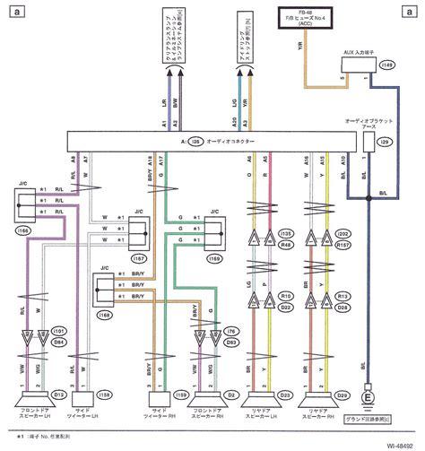 Vcu Mba Gpa by スピーカー交換時の参考資料と 妄想検討用電気配線図 項目6 レガシィb4 スバル 整備手帳 Kattakun