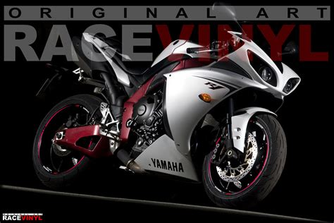 Wallpaper Sticker 125 yamaha yzf r1 racevinyl stickers racevinyl europe