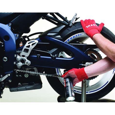 motosiklet zincir temizligi ve bakimi