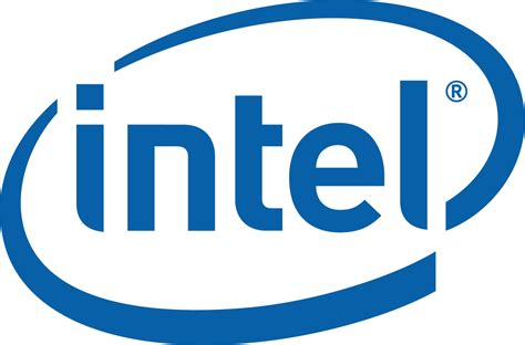 logo transparent intel logo transparent png stickpng