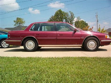 how to learn about cars 1991 lincoln continental mark vii regenerative braking rdell16 1991 lincoln continental specs photos modification info at cardomain