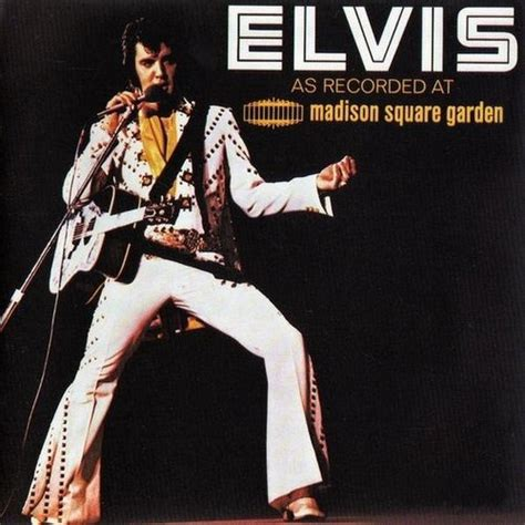 Elvis Square Garden by Elvis As Recorded At Square Garden Vinyl Lp