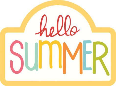 Hello Clip hello clipart summer pencil and in color hello clipart