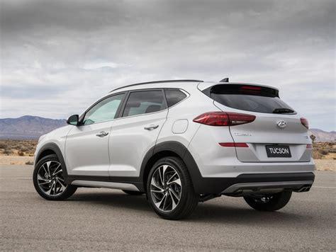 New Hyundai 2018 Su by Hyundai Tucson A New York Debutta Il Restyling 2018 New