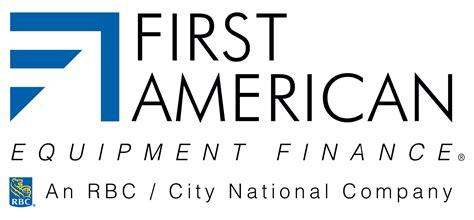 american equipment finance american