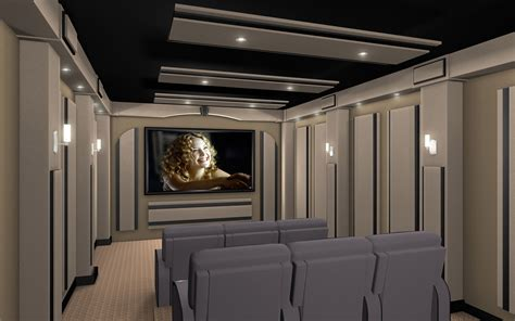 fresh modern home theater designs 15000