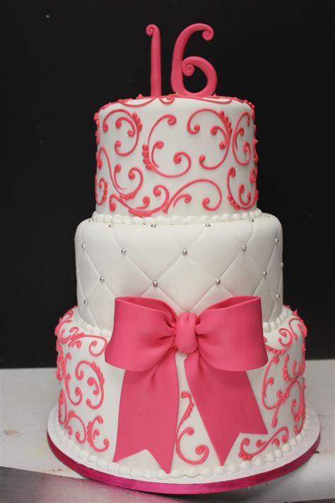 Sweet 16 Cakes by Sweet 16 Birthday Cakes Fomanda Gasa