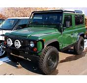 Land Rover 1997 Defender 90 A  CLASSIC CARS TODAY ONLINE