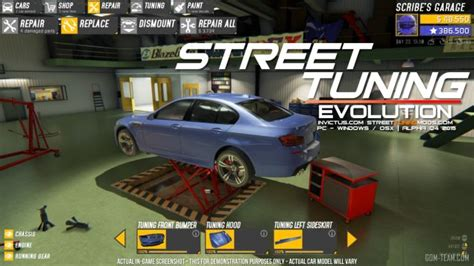 Auto Tuning Spiele by Tuning Evolution Just Made Another Teaser