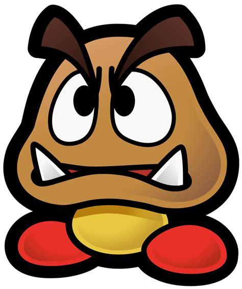 Super Mario Bros Wall Stickers goomba gallery mariowiki fandom powered by wikia