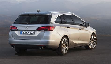 2016 Opel Astra Sports Tourer Wagon Revealed For Frankfurt