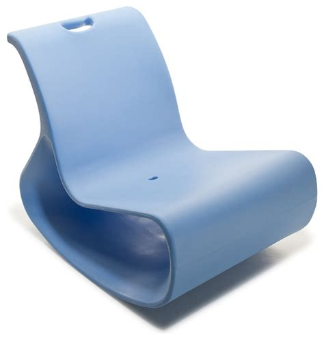 modern plastic outdoor lounge chair offi mod lounger