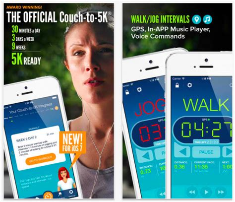 couch to 5k audio 8 running apps you can download for free pinoy fitness