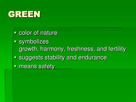 green color meaning green colour means design decoration