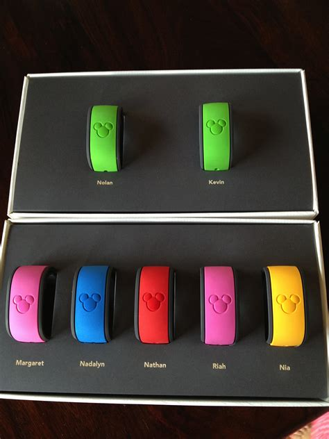magic bands colors magic band disney colors www imgkid the image kid