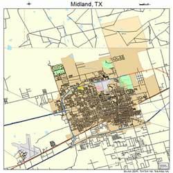 maps midland midland map 4848072