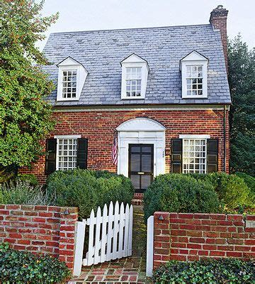 Brickhouse Cottages by Best 25 Shutters Brick House Ideas On